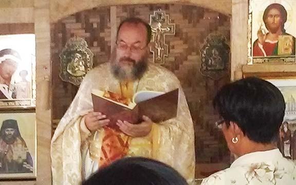 Reading Gospel