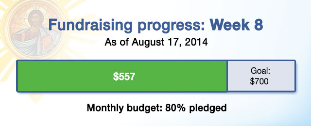 Final weeks — Last fundraising push!