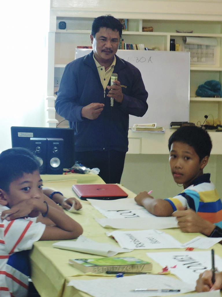 Romanos teaching