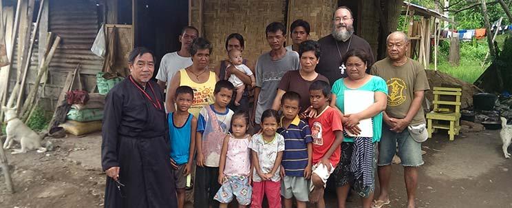 Tacloban and Palo