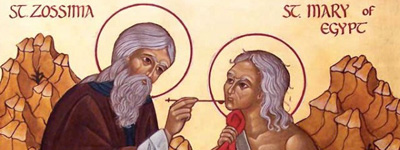 Saint Mary's Standing